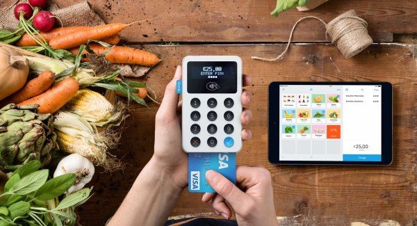 PayPal is buying payments start-up iZettle for $2.2 billion ahead of IPO