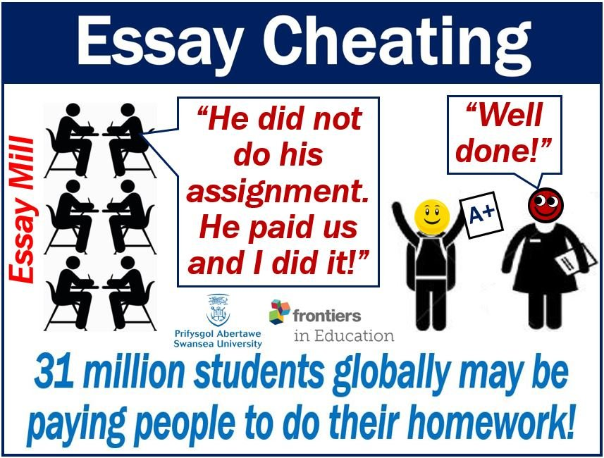 Essay Cheating Growing Fast Millions Of Students Involved  Healthy Food Essay also Essays About English Language  Do My University Assignments