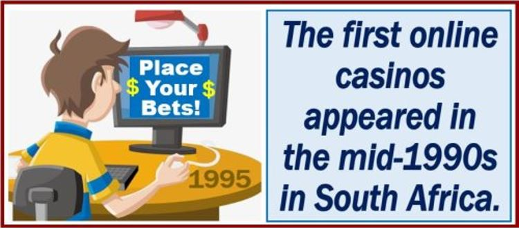 Online casinos 2