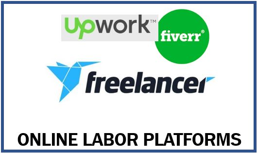 Online labor platforms thumbnail