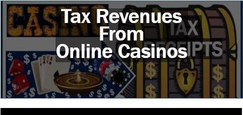Tax online casinos