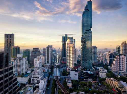 Capital of Thailand - Bangkok
