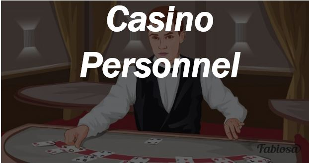 Casino Personnel thumbnail