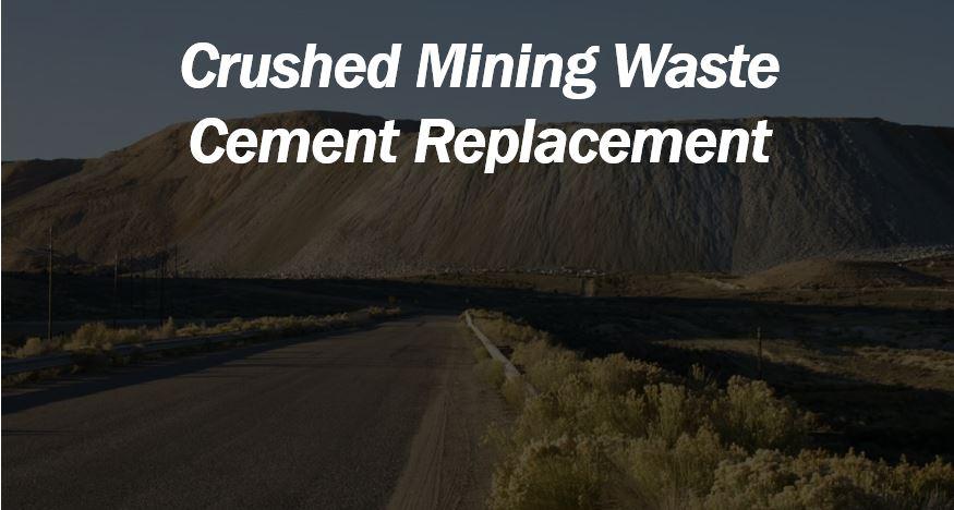 Crushed mining waste - thumbnail