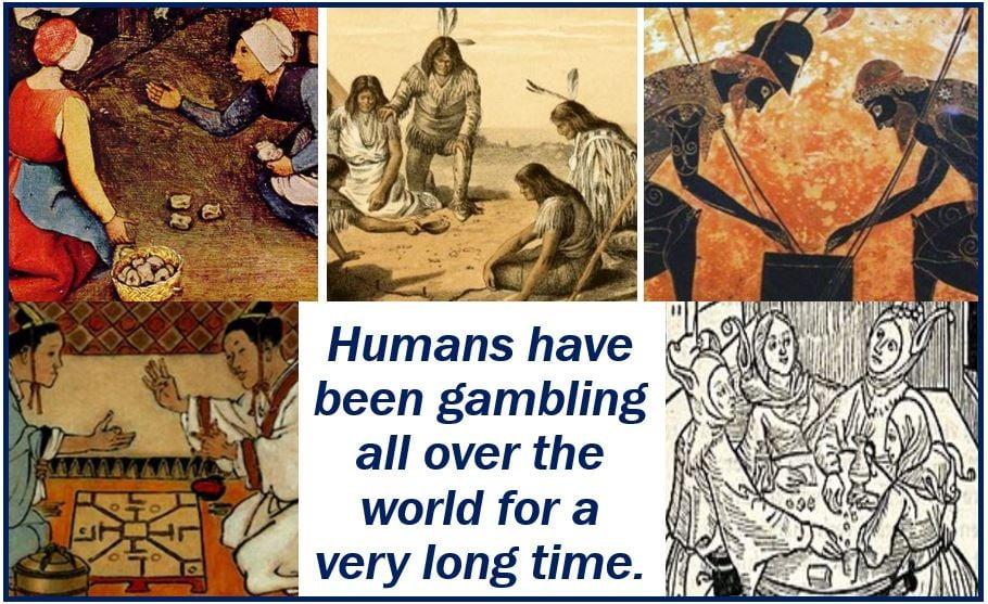 Gambling History image