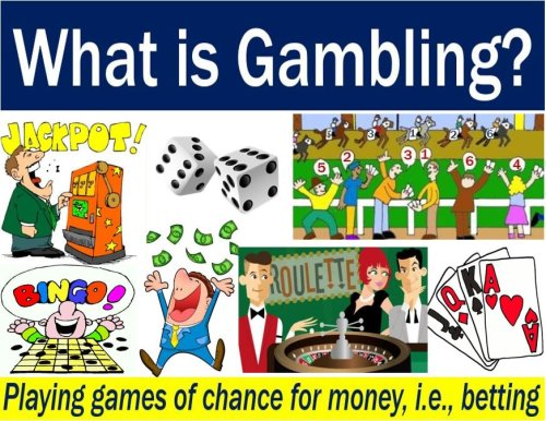 Gambling examples