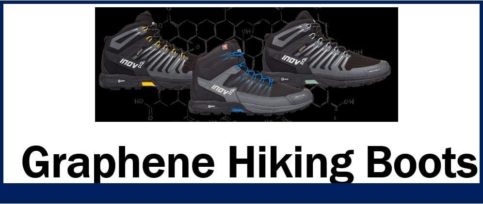 Graphene Hiking Boots - thumbnail