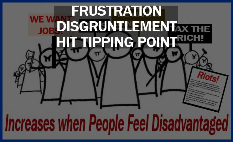 Risk of an uprising - thumbnail