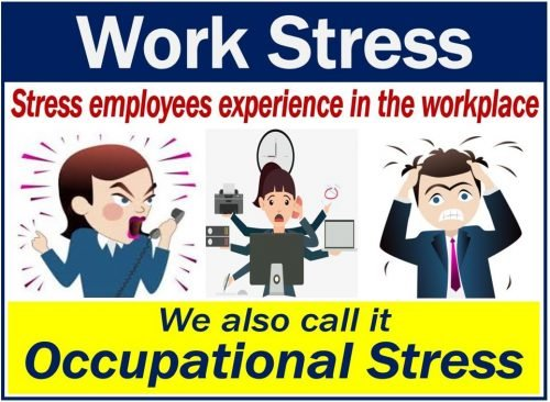 What is work stress? Definition and examples - Market ...