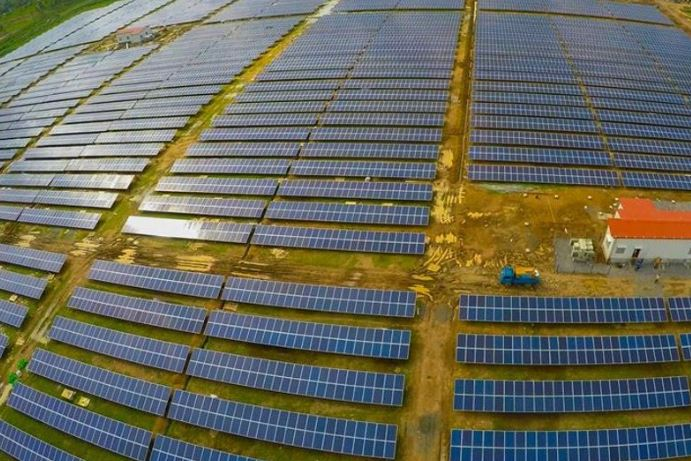 World S First 100 Solar Powered Airport Cochin