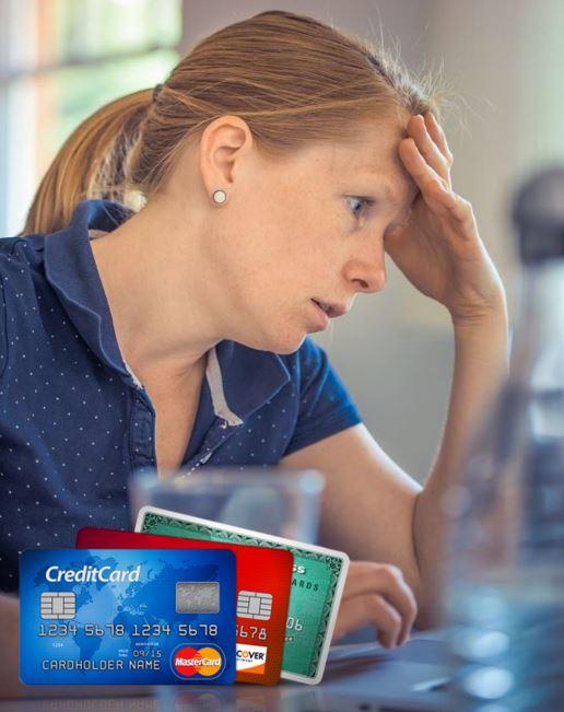 Credit card websites hardest to understand