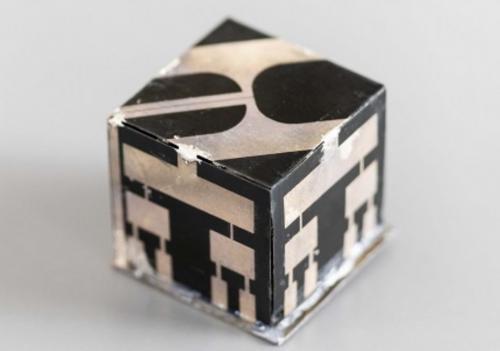 KAUST researchers make cube