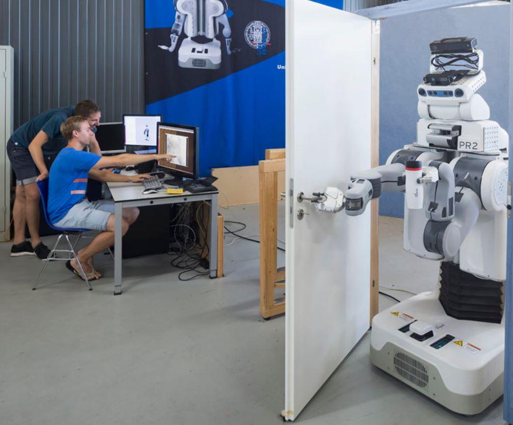 University of Freiburg - AI image