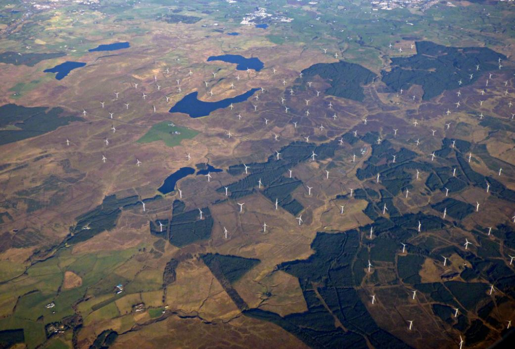 ScottishPower Whitelee Wind Farm - image 1