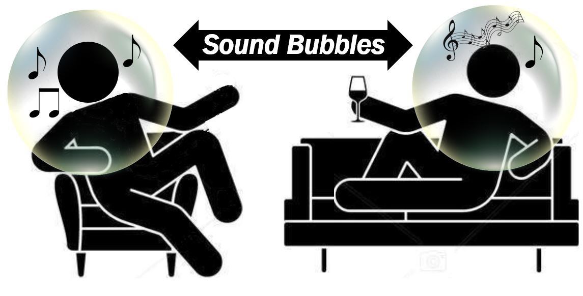 Sound bubbles article