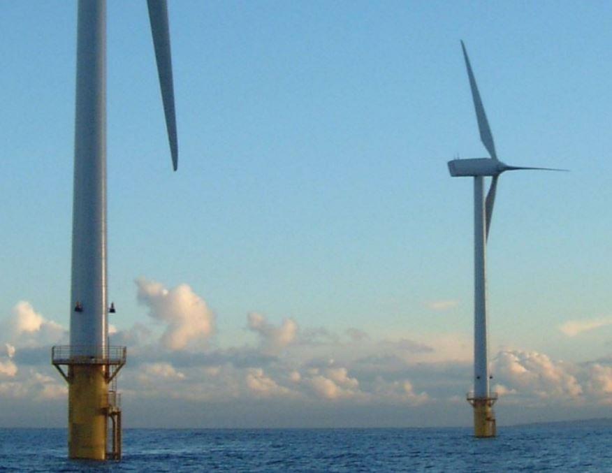 Blyth wind farm article