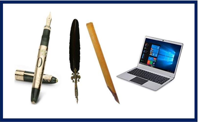 History of writing thumbnail image 11