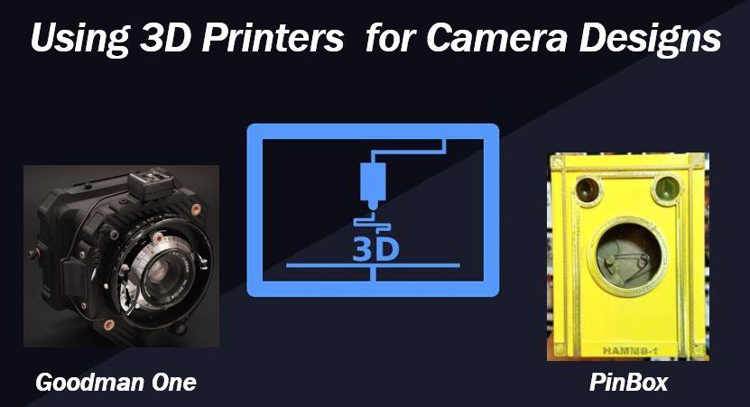camera printers printing innovating photographic