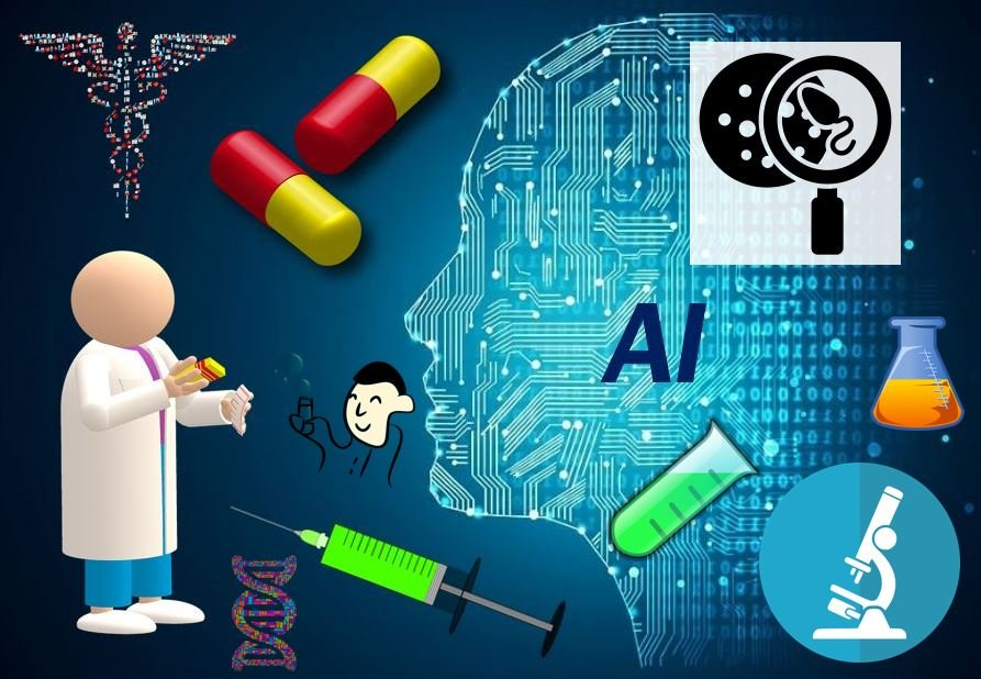 AI in medical research - 3983983983