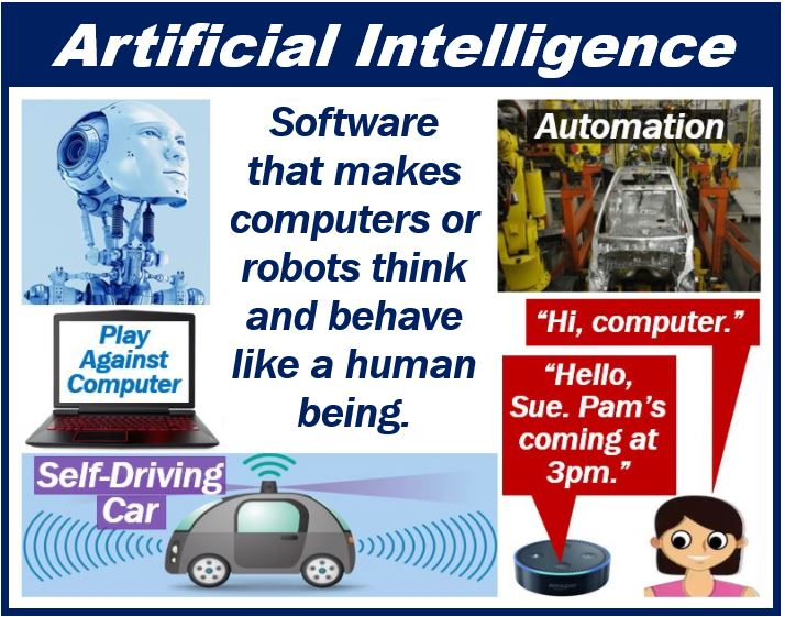Artificial Intelligence - image for article - AI - 3983989383
